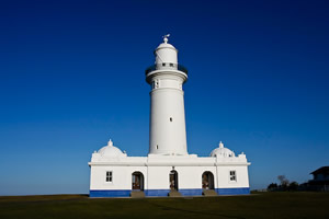macquarie lighthouse woollahra