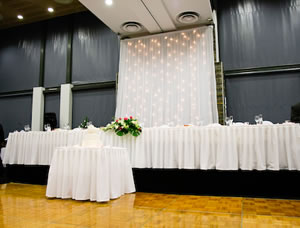 waterview wedding reception